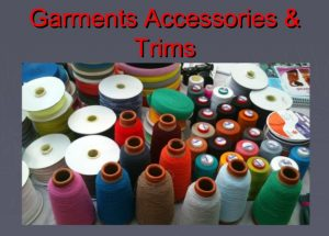What are differences between Trims & Accessories ?