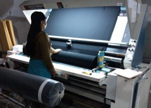 4-points fabric inspection method in garments sector