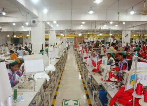 How to calculate floor capacity in Garments Industry ?