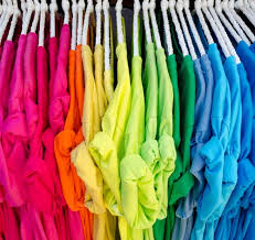 Different types of dyeing